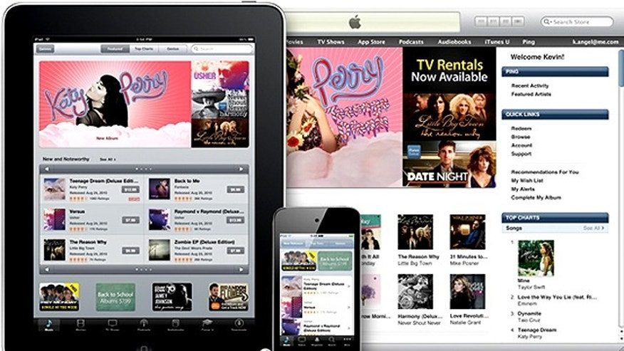 Apple's iTunes helped transform the music industry from compact discs to portable digital players.