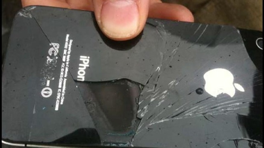 Nov. 25, 2011: An iPhone began smoking and partly melted aboard an Australian plane, leading to an investigation by the Australian Transportation Safety Bureau.