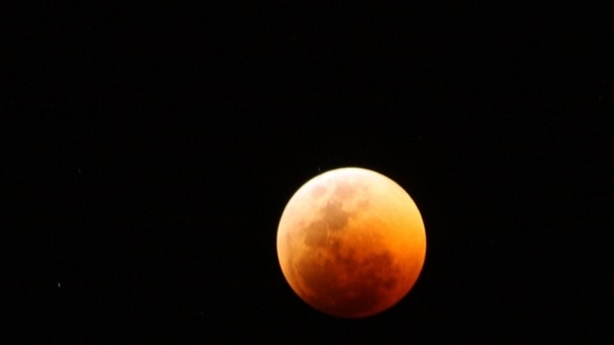 red moon eclipse south africa - photo #17