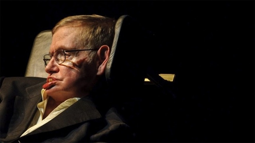 Astrophysicist Stephen Hawking is looking for a new assistant.