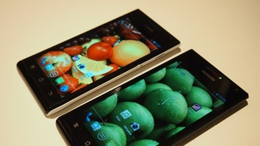 Huawei's Ascend P1 S is the thinnest smartphone ever.