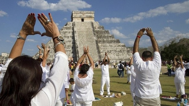 2012 doomsday prophecies Article examines theories about 2012 doomsday prophecies and predictions, including the mayan calendar, hopi indians, egyptian and hindu traditions presented by thecityeditioncom.