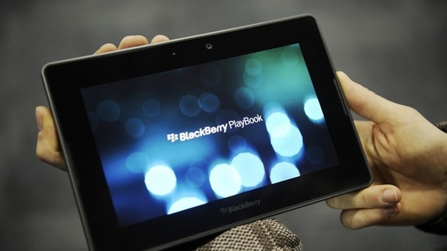 Research In Motion's BlackBerry PlayBook