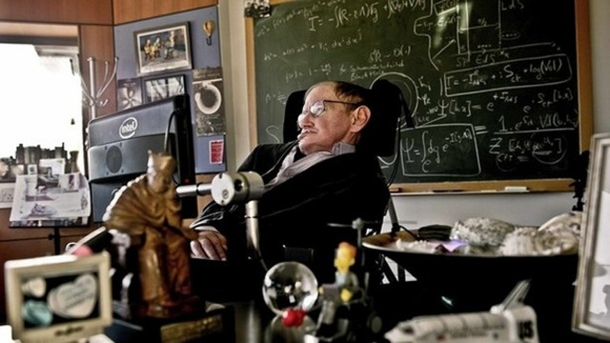 As his disease has progressed, Stephen Hawking's ability to communicate has continued to deteriorate.