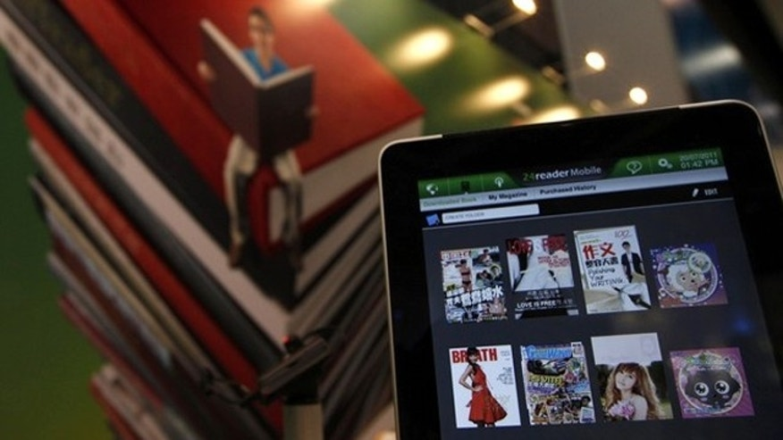 Did Apple collude with publishers over e-books?