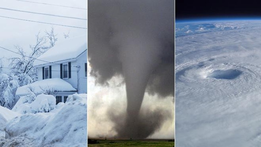From hurricanes and tornadoes to deep freezes and droughts, extremes of weather are often blamed on global warming.