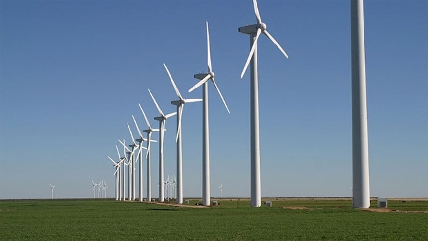 Research shows these wind farms raise nighttime temperatures.