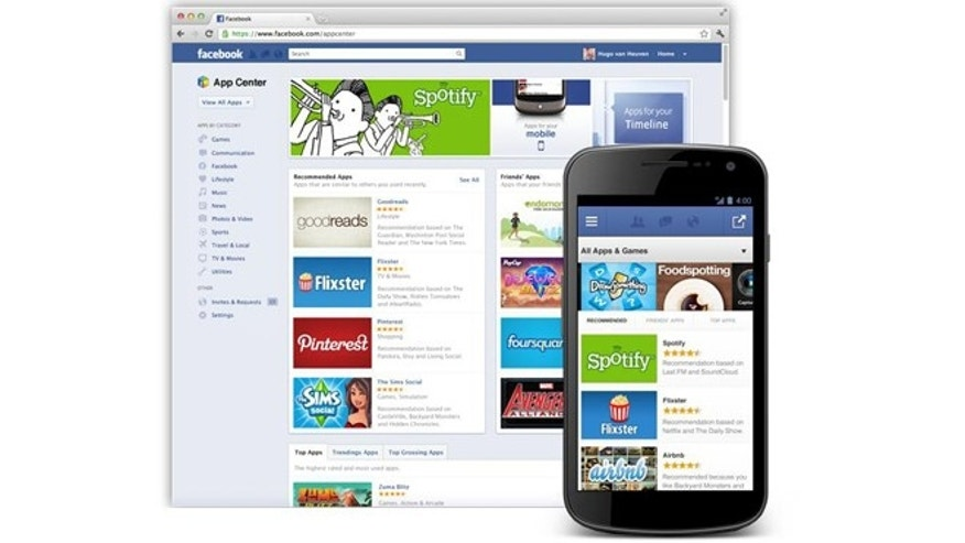 "May 9, 2012: Facebook has announced an app store of sorts, which the company calls ""a new place for people to find social apps."" The developer-focused App Center gives programmers an additional way to grow their apps, Facebook said."