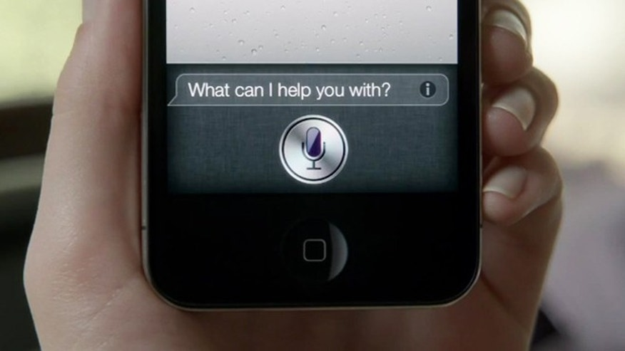 An Apple ad touts Siri, the new personal assistant built into the iPhone. But not everyone is satisfied with its performance.
