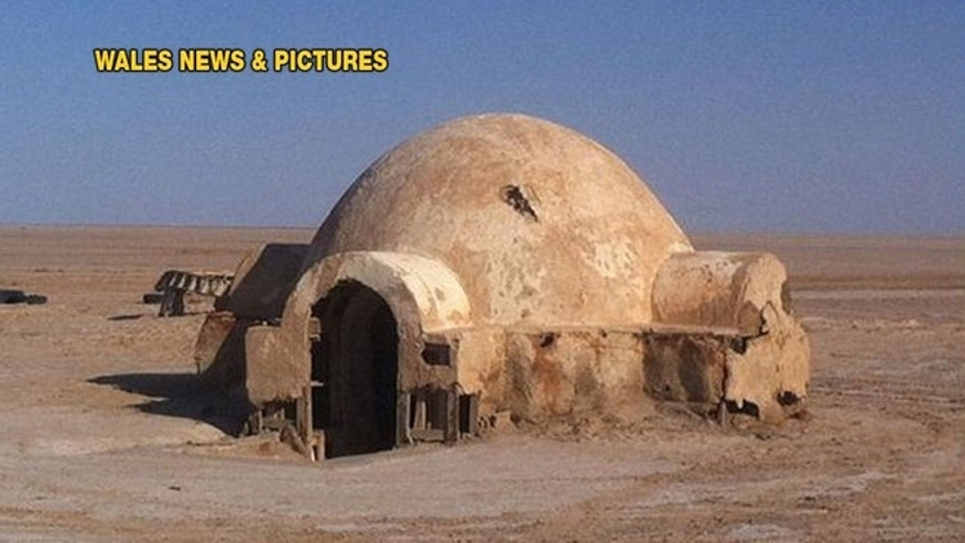 Luke Skywalker's crumbling 'igloo' shocked Star Wars fan Terry Cooper enough to inspire a campaign to restore the film set to Jedi-worthy status.