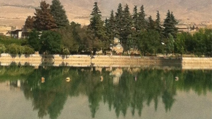The lakeside hotel just north of Kabul in Afghanistan, where Taliban insurgents killed 18 people Friday morning.