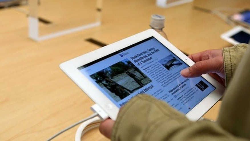 Is an 'iPad mini' coming this fall?