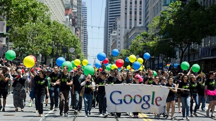 "Google continues its support of same sex marriage with new ""Legalize Love"" campaign."