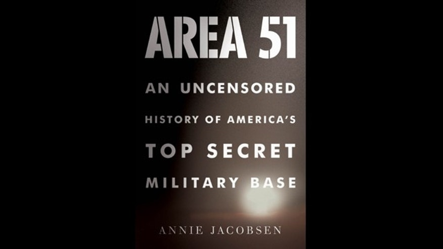 "An inside look at the history of America's top secret military base, the nonfiction book ""Area 51"" includes 74 first-hand eyewitnesses linked to the secret base."
