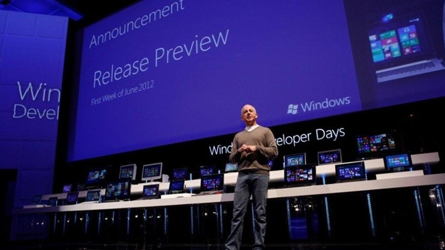 Apr. 23, 2012: A new beta release of the Windows 8 operating system, called the Release Preview, will be made available to the public on the first week of June, the company announced at Japan's Windows 8 Dev Days event.