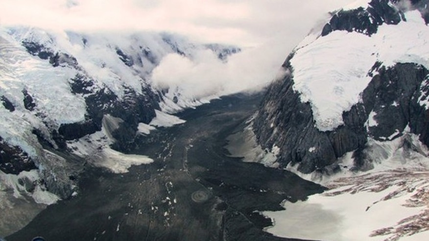 July 8, 2012: When a cliff collapsed in Glacier Bay National Park, it sent rock and ice coursing down a valley and over a lovely white glacier in what could be one of the largest landslide recorded in North America.  The rumbling was enough so that it showed up as an earthquake in Alaska and Canada.