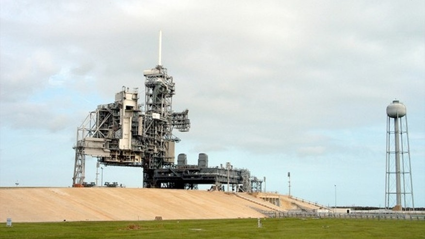 Launch Pad 39A at NASA's Kennedy Space Center in Florida has been opened to the public for tours.