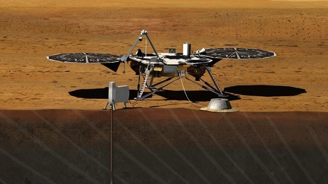 NASA to launch new mission into core of Mars | Fox News