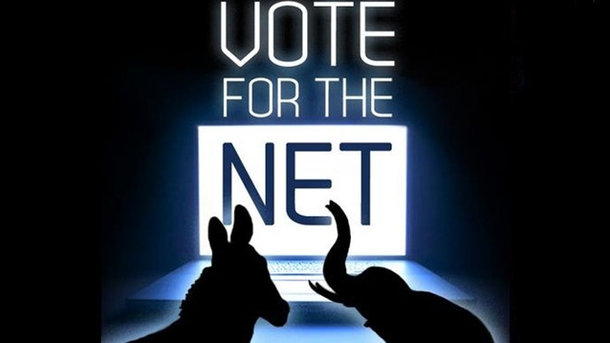 Activist group Demand Progress has created the new Vote for the Net movement to force the two dominant parties to make Internet Freedom a priority.