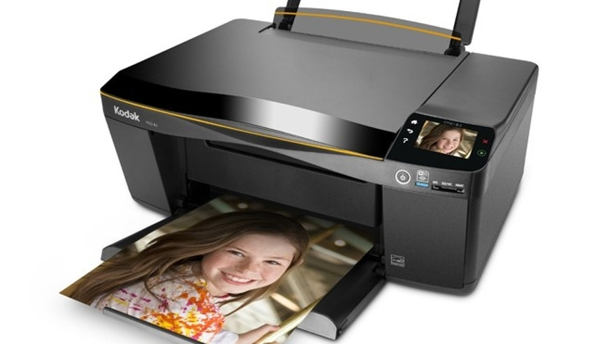 The Kodka ESP 3.2 All-in-One Printer, one of several products in the company's line of ink jet printers that will be eliminated as the imaging giant struggles to emerge from bankruptcy.