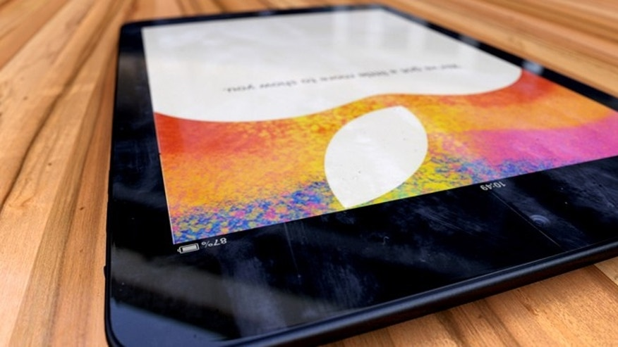 One artist's vision of what the iPad Mini may look like.