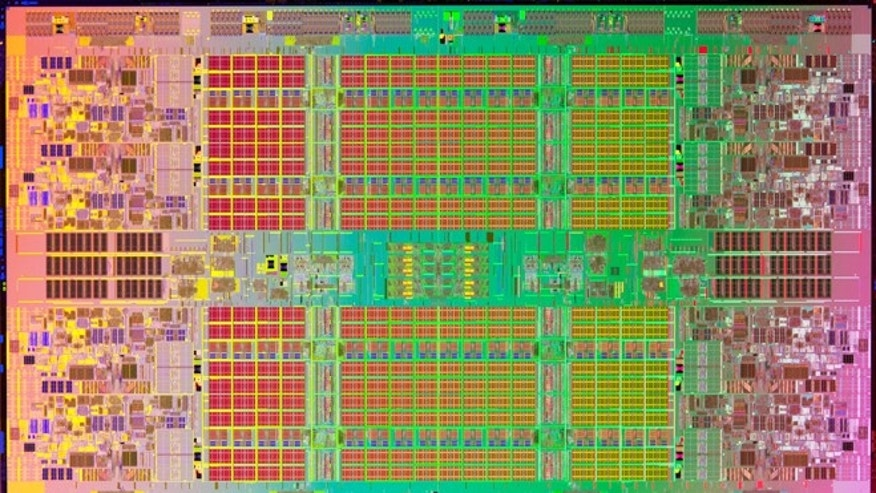 Nov. 8, 2012: The new Intel Itanium processor 9500 is more than twice as powerful as the previous generation, the company said.