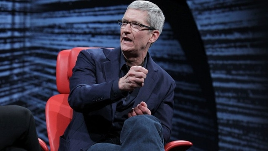 Apple CEO Tim Cook said the device was discontinued because the company no longer had access to components.