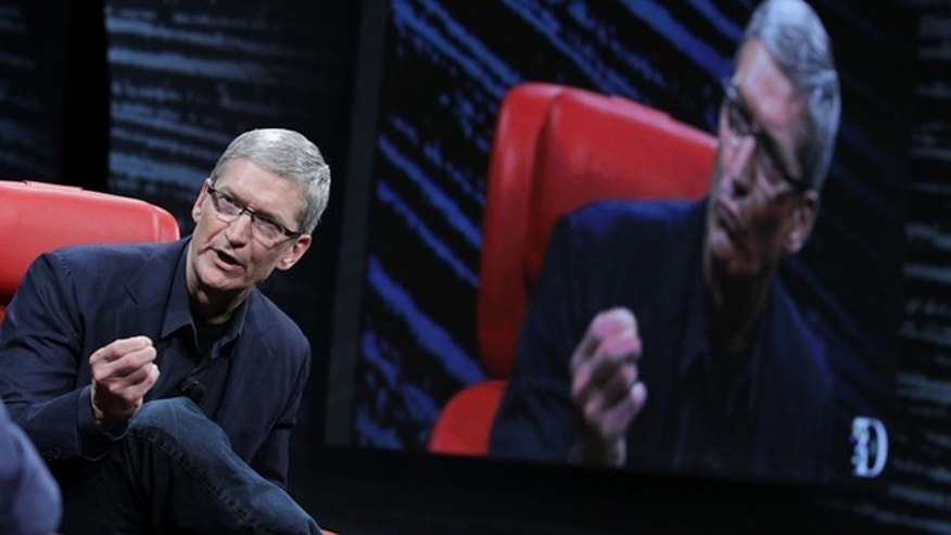 May 29, 2012: At the D:All Things Digital conference, Apple CEO Tim Cook told Kara Swisher and Walt Mossberg of The Wall Street Journal that he hoped to bring manufacturing back to the U.S.