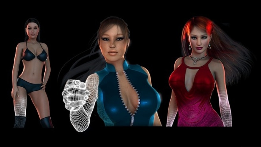 "Sinful Robot is developing ""the world's first series of fully-immersive erotic encounters."""