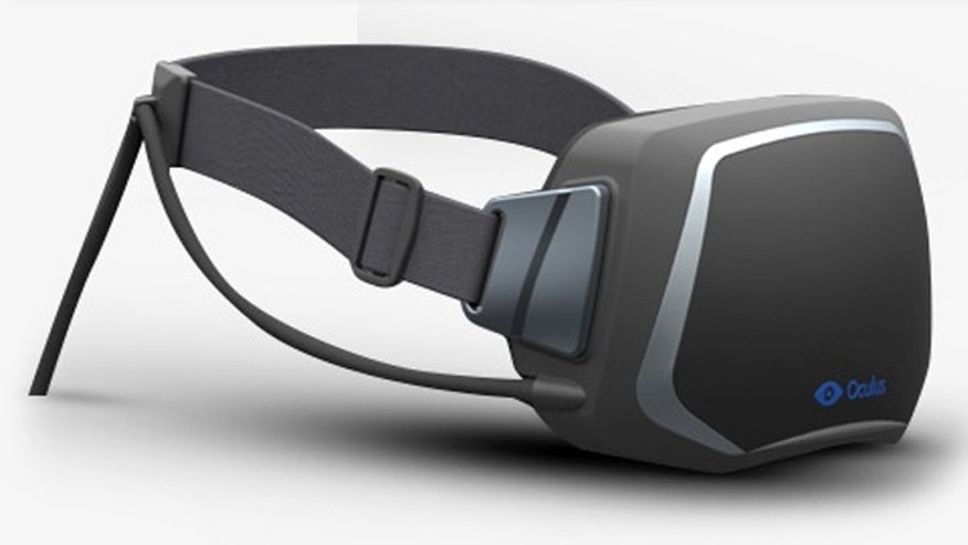The Oculus Rift is the first truly immersive virtual reality headset for video games.