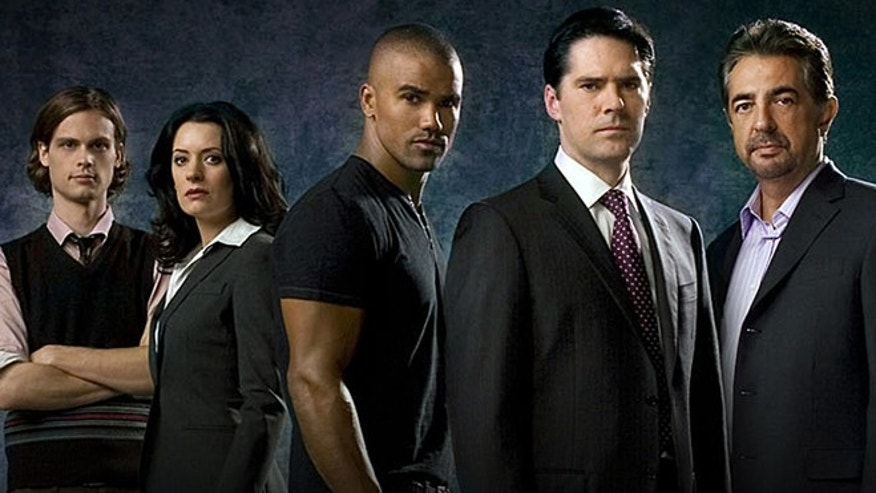 "The cast of the CBS series ""Criminal Minds."""