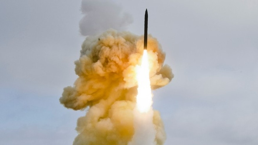 Jan. 26, 2013: The Missile Defense Agency successfully conducted a flight test of a three-stage Ground-Based Interceptor from Vandenberg Air Force Base, Calif.