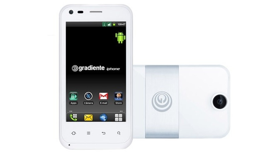 iPhones in Brazil powered by Google Android, not Apple ...