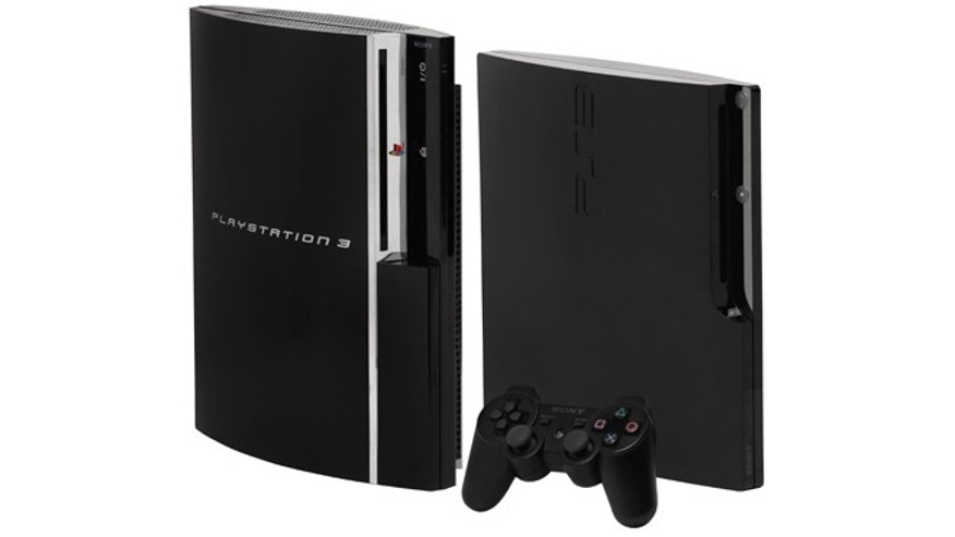 The Sony Playstation 3, released in 2006 and seen here, is the current game console from the company. But rumors about a 4th-generation model are ramping up.