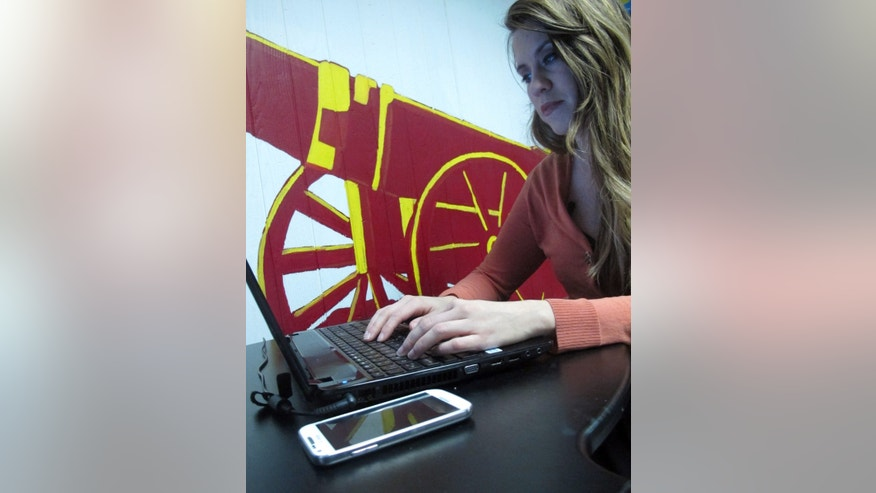 Feb. 7, 2013: Mahrinah von Schlegel, managing director of Cibola, an incubator for tech entrepreneurs that will open this spring, says missed communication has caused her to lose some business deals.