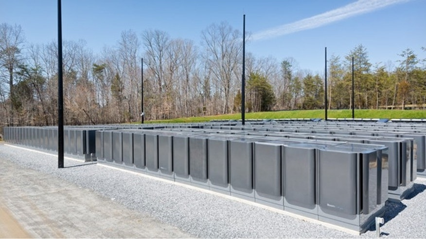 Apple's 10-MW fuel cell installation using directed biogas is the largest non-utility fuel cell installation operating anywhere in the country, the company claims.