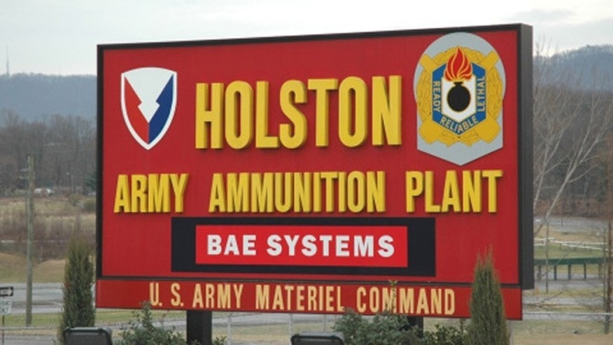 BAE's Holsten munitions plant, where IMX-101 is manufactured.