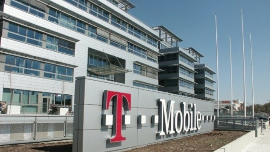 T-Mobile's corporate headquarters.