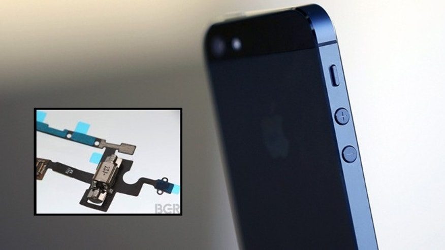 High-quality images of several internal iPhone 5S components offer insight into Apple's upcoming seventh-generation iPhone.