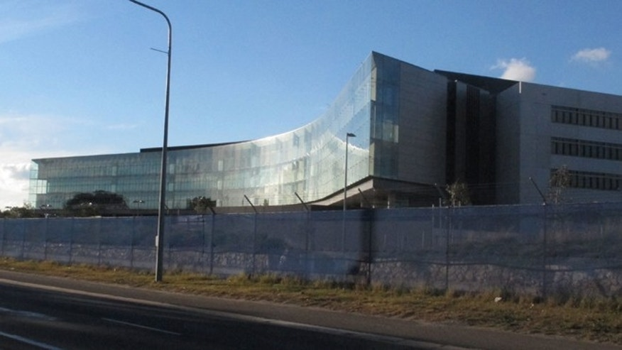 May 28, 2013: The Australian Security Intelligence Organization's new headquarters is nearing completion  in Canberra, Australia.