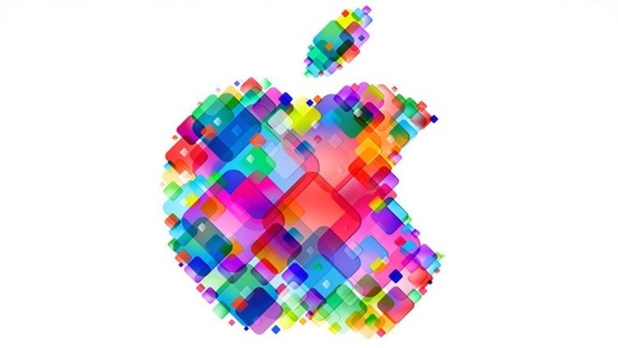 The logo for Apple's 2012 Worldwide Developer Conference. The 2013 event begins Monday, June 10.