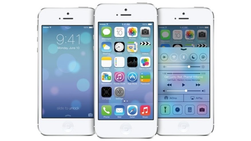 Apple unveiled the biggest change to iOS since the launch of the first iPhone in 2007 at the Worldwide Developers Conference on Monday.