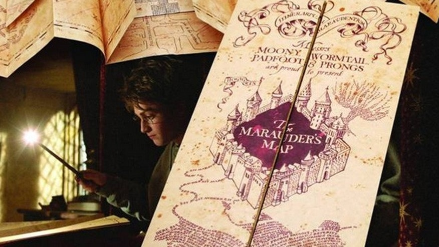 A new surveillance software can track the whereabouts of over a dozen people at the same time similar to Harry Potter's detailed Marauder's Map.