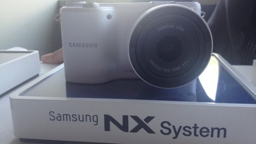 A new entry to the Samsung Galaxy lineup, the Galaxy NX camera is powered by Android -- of course.