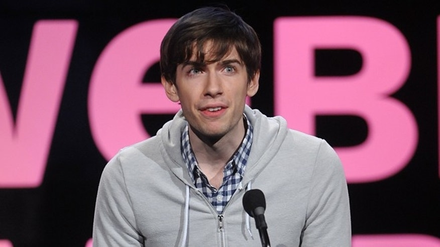 May 21, 2013: Founder and CEO of Tumblr David Karp attends the 17th Annual Webby Awards at Cipriani Wall Street in New York.