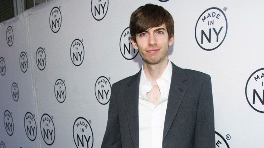 June 10, 2013: Tumblr founder and award recipient David Karp attends the eighth annual Made in NY Awards in New York.