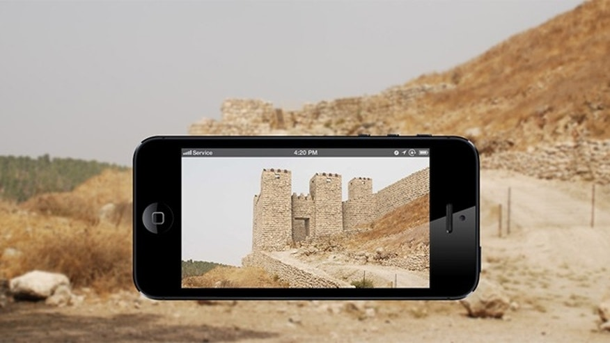 Architip shows viewers what the main gate of the Israeli city of Lachish once looked like. The Book of Joshua writes of the Israelites' capture and destruction of the ancient city.