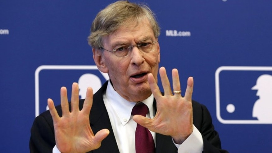 Major League Baseball commissioner Bud Selig insists he's never sent and email -- and never plans to.