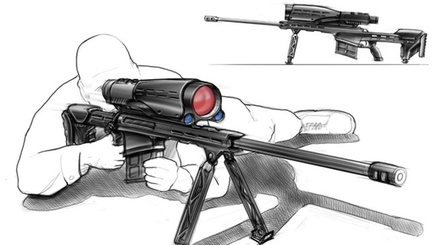 TrackingPoint borrows the target-locking technology from jets to turn any rifle into a super accurate sniper gun capable of consistently hitting a target at over 1.75 miles.