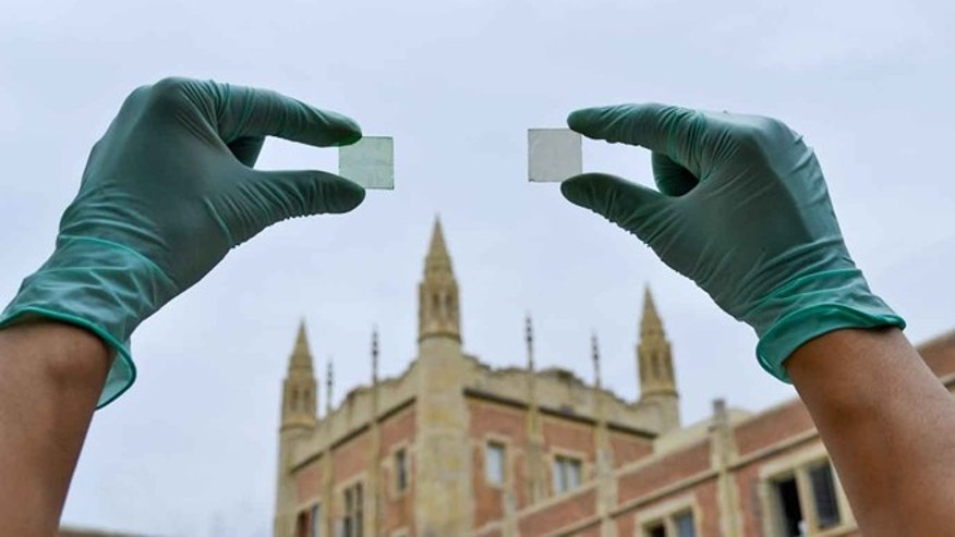 UCLA researchers have developed a solar film that can be used to make glass windows, smartphone screens, car sunroofs and other surfaces into sources of sustainable energy.
